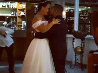 El matrimonio de Lissett y Juan Sebastián  2