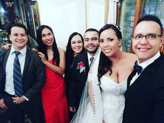 El matrimonio de Lissett y Juan Sebastián  3
