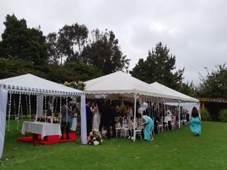 El matrimonio de Katherin y Andres 3