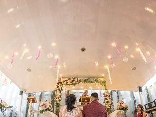 El matrimonio de Luz y Jorge 1