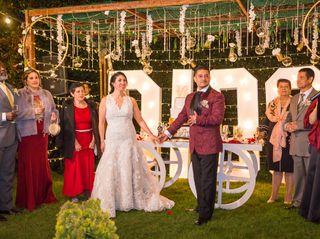 El matrimonio de Luz y Jorge 3
