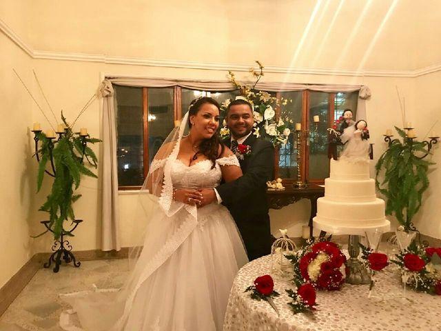 El matrimonio de Lissett y Juan Sebastián
