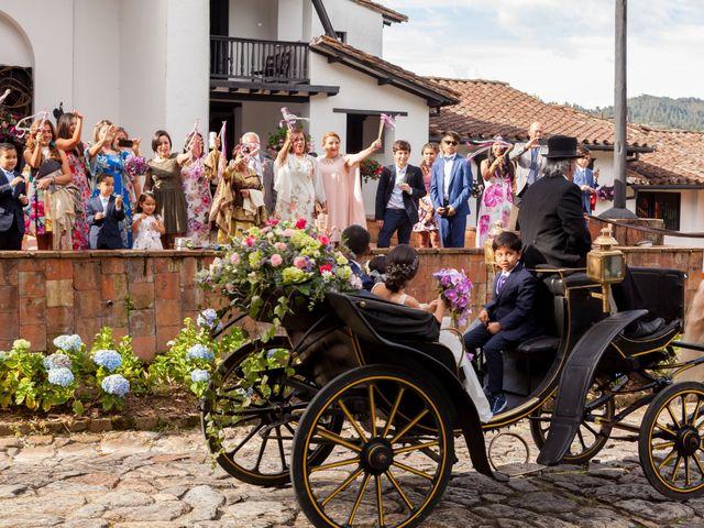 El matrimonio de Julio y Rochy en Medellín, Antioquia 38