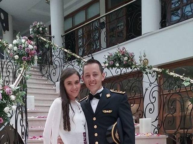 El matrimonio de Samuel y María en Bogotá, Bogotá DC 3