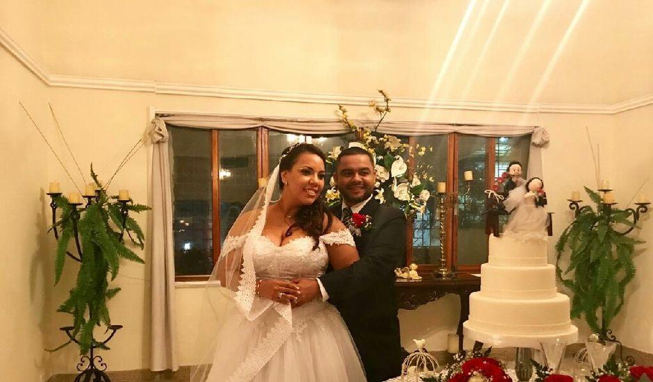 El matrimonio de Juan Sebastián  y Lissett en Cali, Valle del Cauca