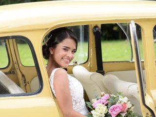 El matrimonio de Ginna  y Diego  2