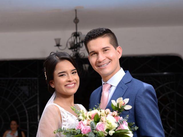 El matrimonio de Ginna  y Diego