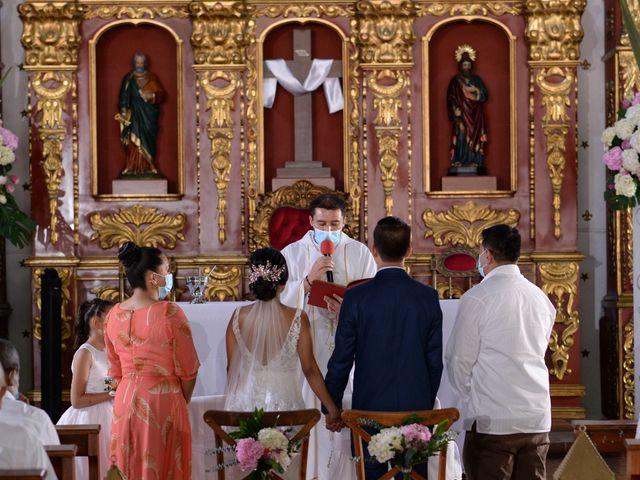 El matrimonio de Diego  y Ginna  en Ibagué, Tolima 6