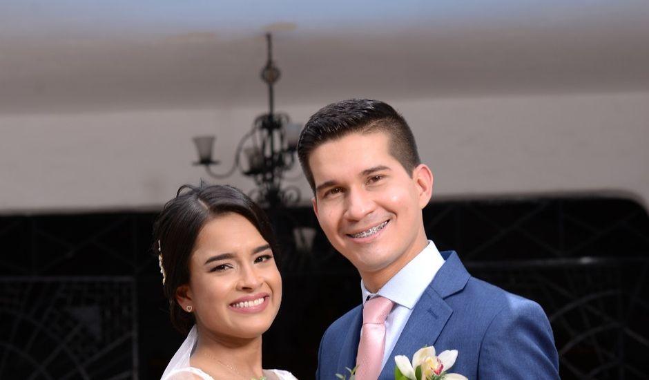 El matrimonio de Diego  y Ginna  en Ibagué, Tolima