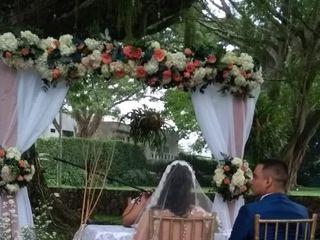 El matrimonio de Mayra  y Germán  1