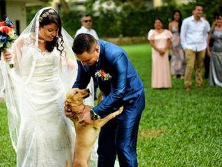 El matrimonio de Mayra  y Germán  2