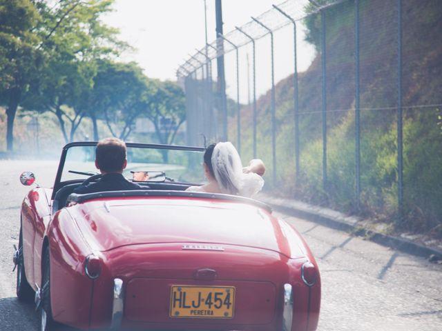 El matrimonio de Rubén y Angela en Pereira, Risaralda 14