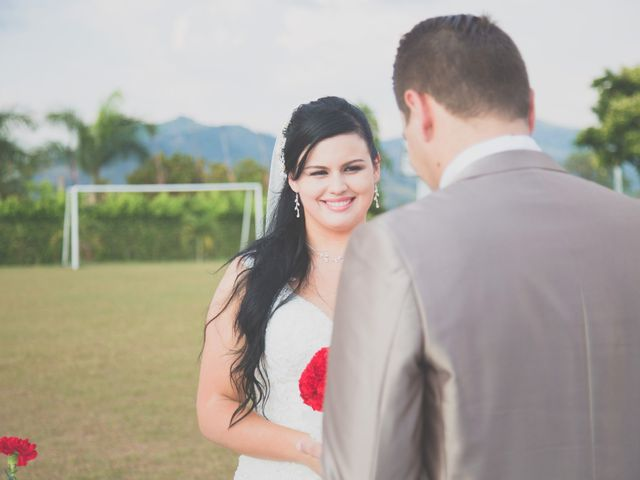 El matrimonio de Rubén y Angela en Pereira, Risaralda 25