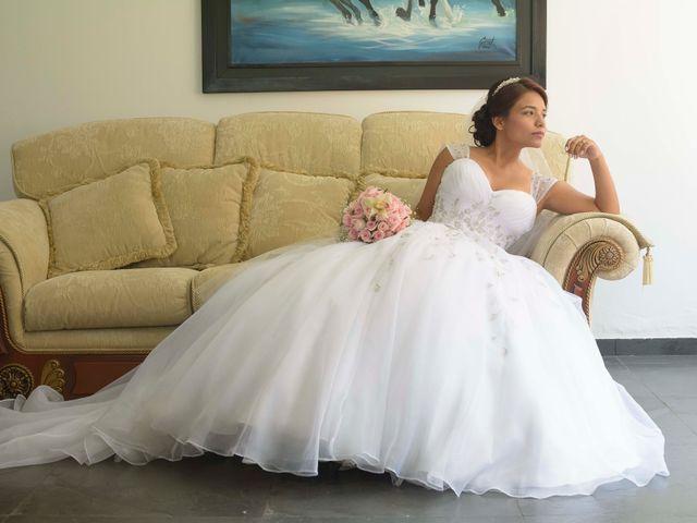 El matrimonio de Jhon y Diana en Bucaramanga, Santander 13
