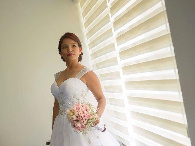 El matrimonio de Jhon y Diana en Bucaramanga, Santander 16