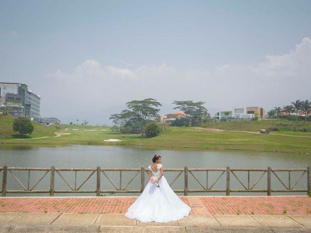 El matrimonio de Jhon y Diana en Bucaramanga, Santander 24