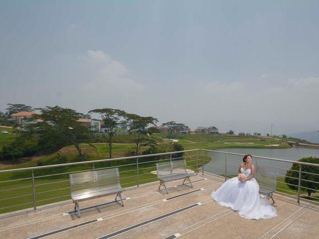 El matrimonio de Jhon y Diana en Bucaramanga, Santander 28