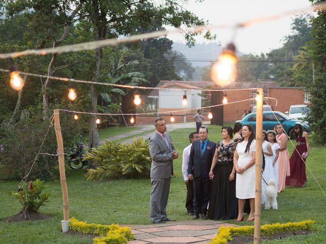 El matrimonio de Jhon y Diana en Bucaramanga, Santander 30