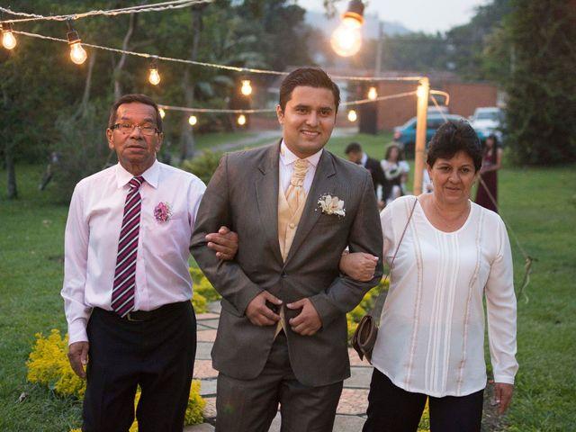 El matrimonio de Jhon y Diana en Bucaramanga, Santander 31
