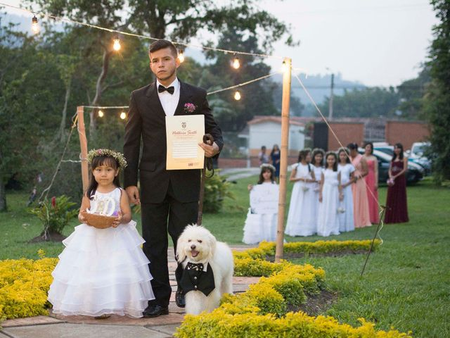 El matrimonio de Jhon y Diana en Bucaramanga, Santander 32