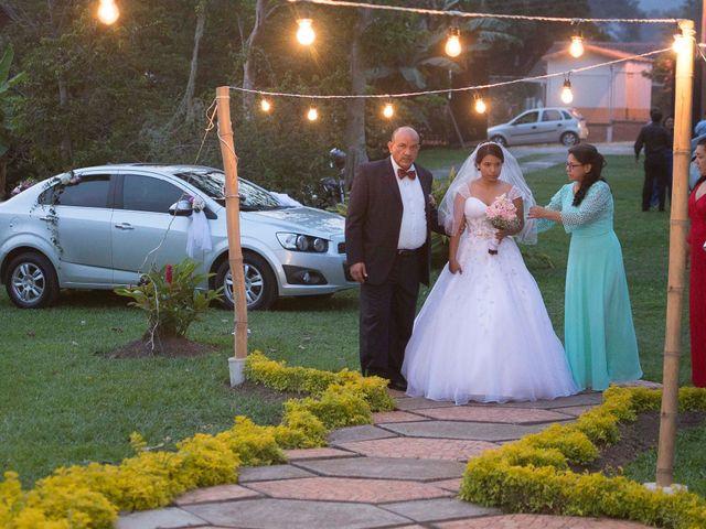 El matrimonio de Jhon y Diana en Bucaramanga, Santander 35