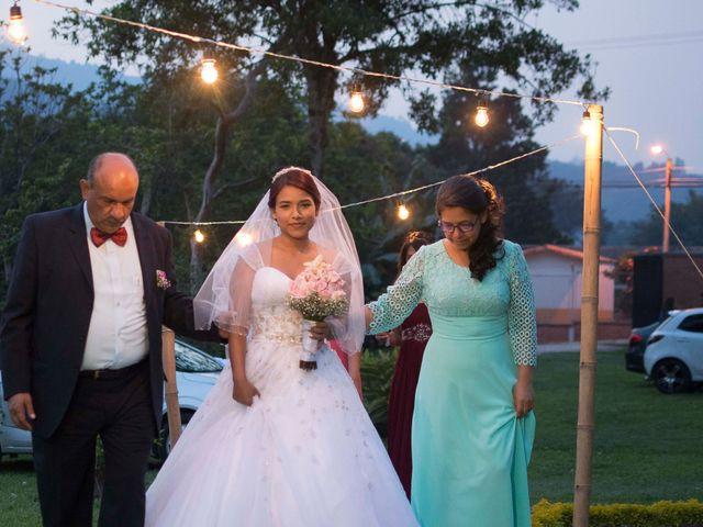 El matrimonio de Jhon y Diana en Bucaramanga, Santander 36