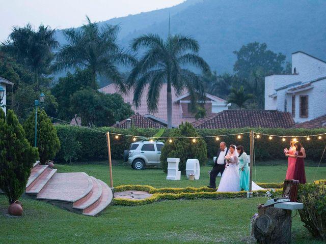 El matrimonio de Jhon y Diana en Bucaramanga, Santander 37