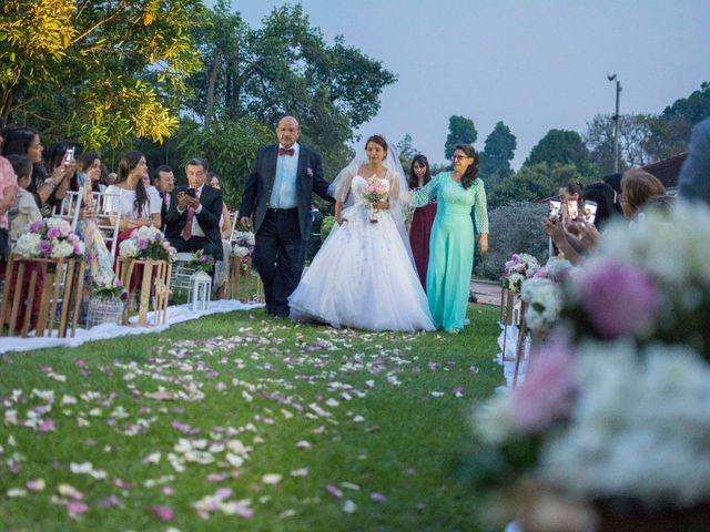 El matrimonio de Jhon y Diana en Bucaramanga, Santander 41