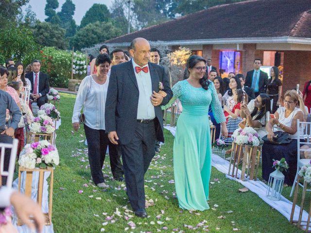 El matrimonio de Jhon y Diana en Bucaramanga, Santander 42
