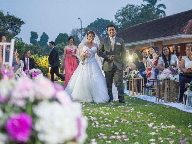 El matrimonio de Jhon y Diana en Bucaramanga, Santander 44