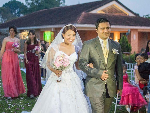 El matrimonio de Jhon y Diana en Bucaramanga, Santander 45