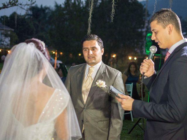 El matrimonio de Jhon y Diana en Bucaramanga, Santander 46
