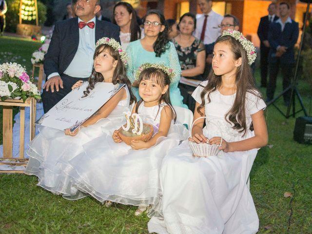 El matrimonio de Jhon y Diana en Bucaramanga, Santander 48