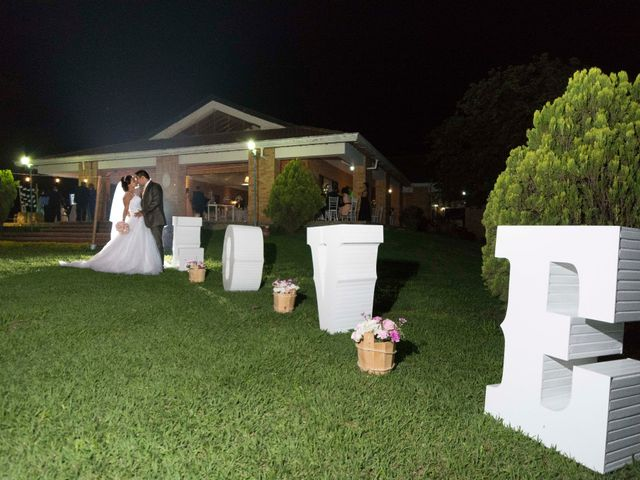 El matrimonio de Jhon y Diana en Bucaramanga, Santander 60