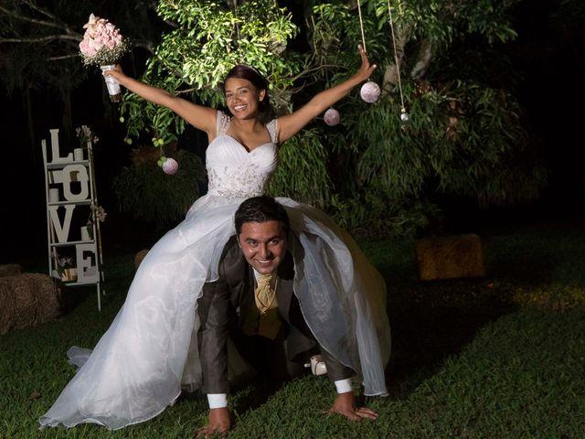 El matrimonio de Jhon y Diana en Bucaramanga, Santander 68