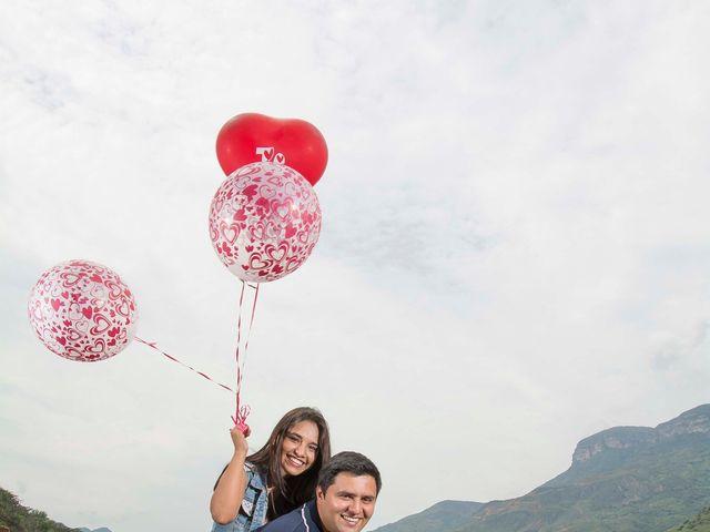 El matrimonio de Jhon y Diana en Bucaramanga, Santander 73