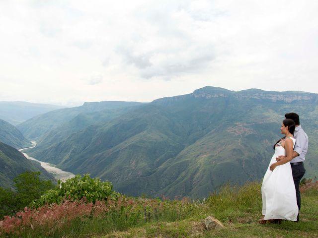 El matrimonio de Jhon y Diana en Bucaramanga, Santander 76