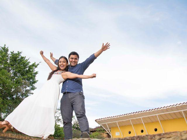El matrimonio de Jhon y Diana en Bucaramanga, Santander 81