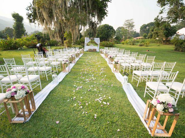 El matrimonio de Jhon y Diana en Bucaramanga, Santander 93
