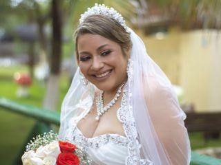 El matrimonio de Yazmine y Javier 2