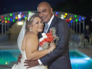 El matrimonio de Yazmine y Javier 3