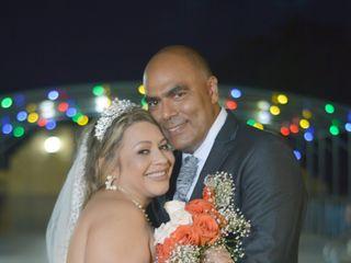 El matrimonio de Yazmine y Javier 1