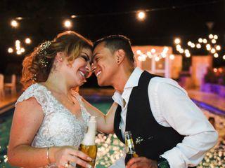 El matrimonio de lorena y eddy