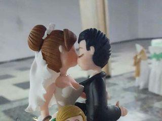 El matrimonio de Ingrid  y Antonio 1
