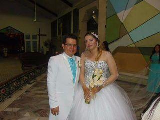 El matrimonio de Ingrid  y Antonio