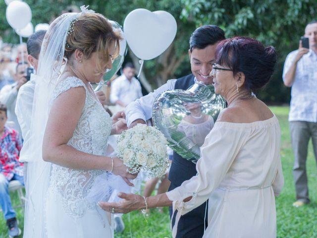 El matrimonio de eddy y lorena en San Jerónimo, Antioquia 21