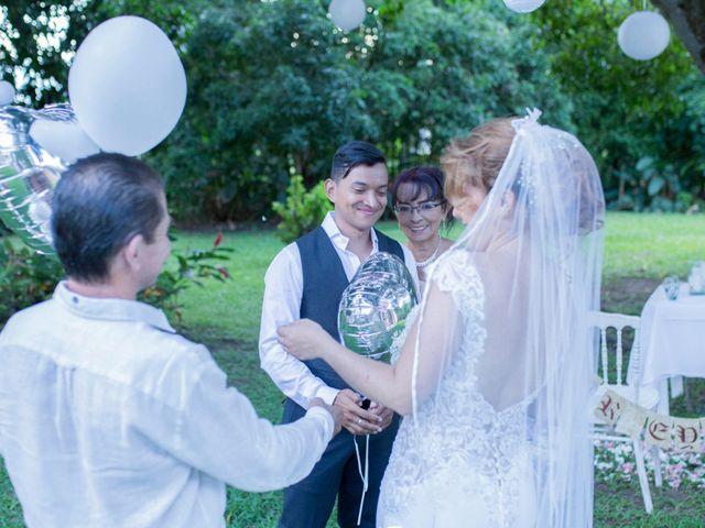 El matrimonio de eddy y lorena en San Jerónimo, Antioquia 22
