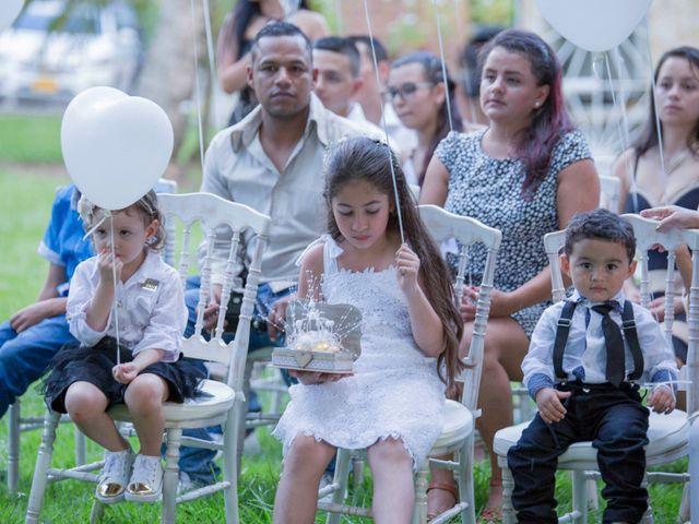 El matrimonio de eddy y lorena en San Jerónimo, Antioquia 23