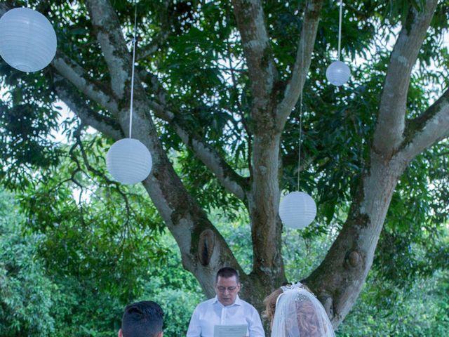 El matrimonio de eddy y lorena en San Jerónimo, Antioquia 26