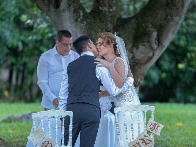 El matrimonio de eddy y lorena en San Jerónimo, Antioquia 29
